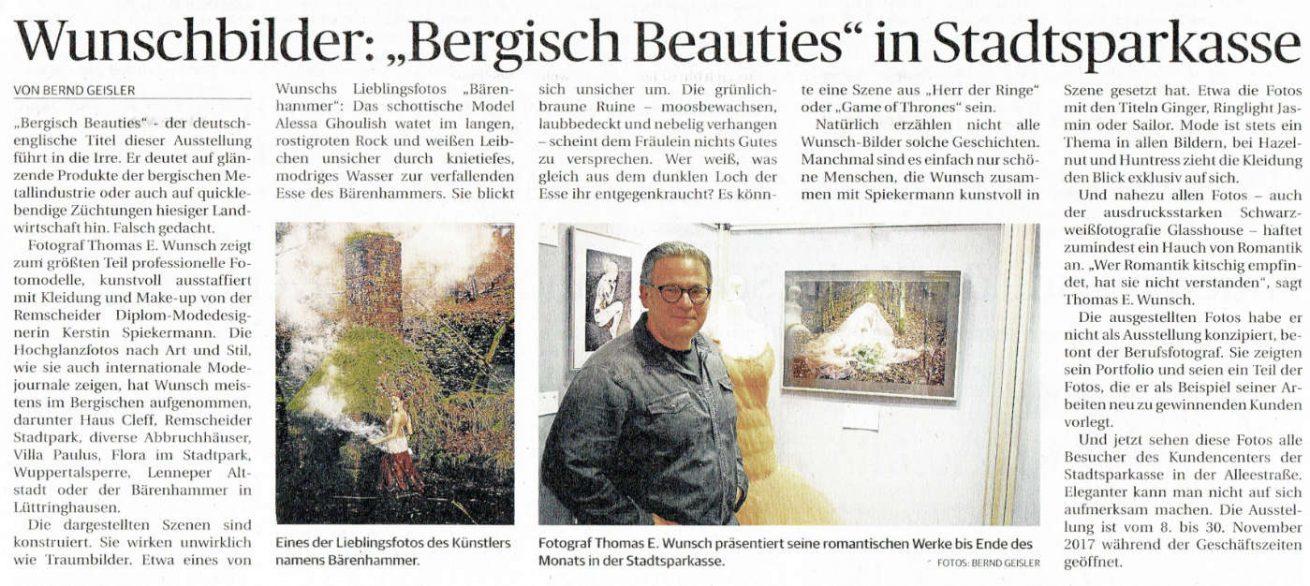 © Bergische Morgenpost 2017