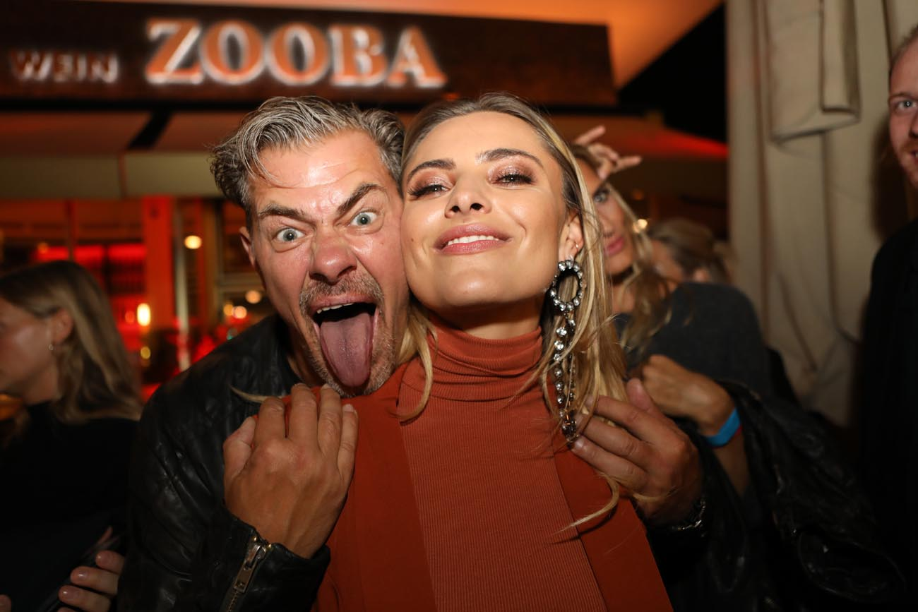 Zoopalast After-Show-Party