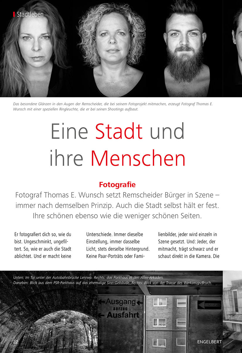 © Engelbert Magazin 2016