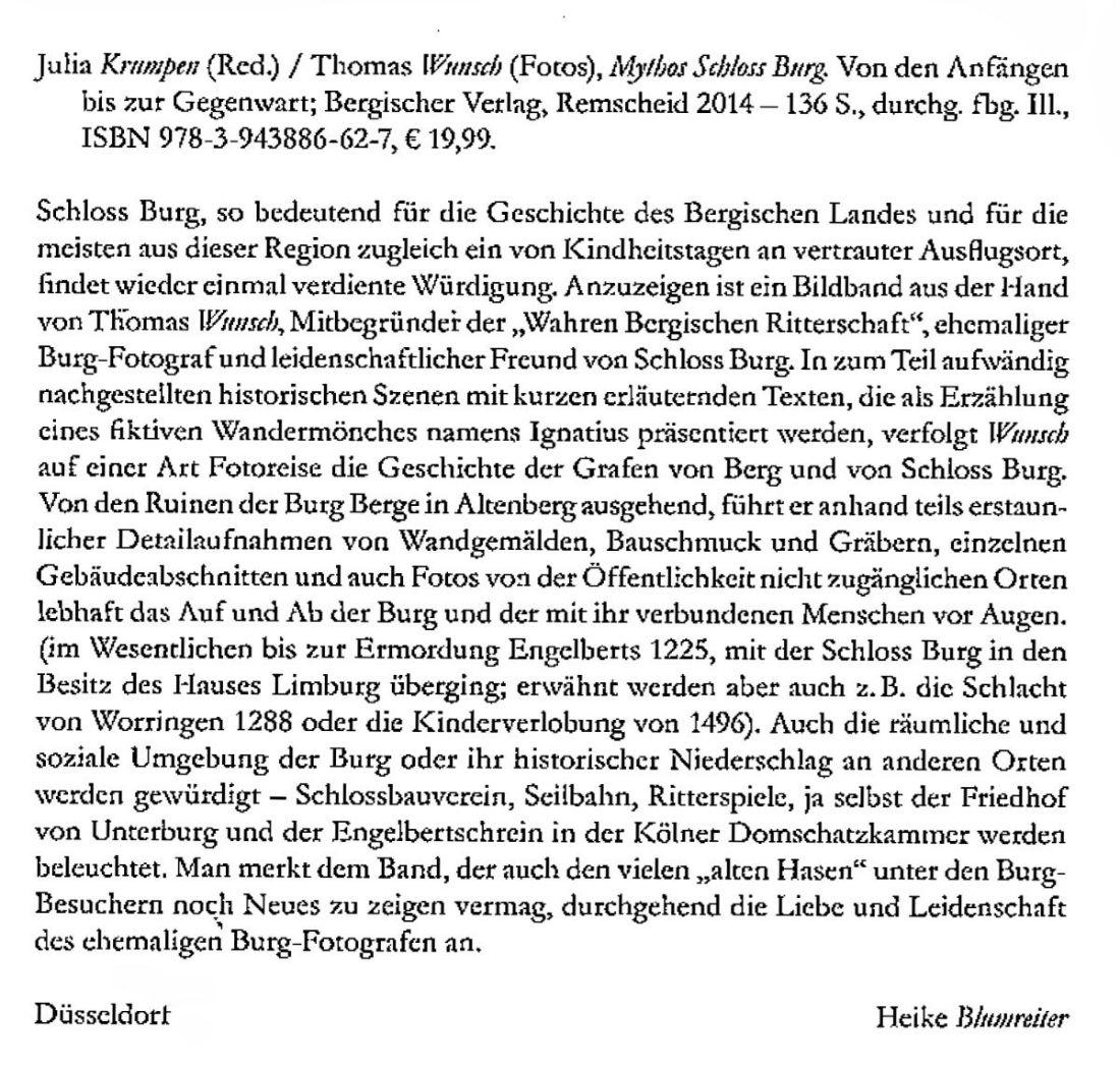 © Düsseldorfer Geschichtsverein 2016