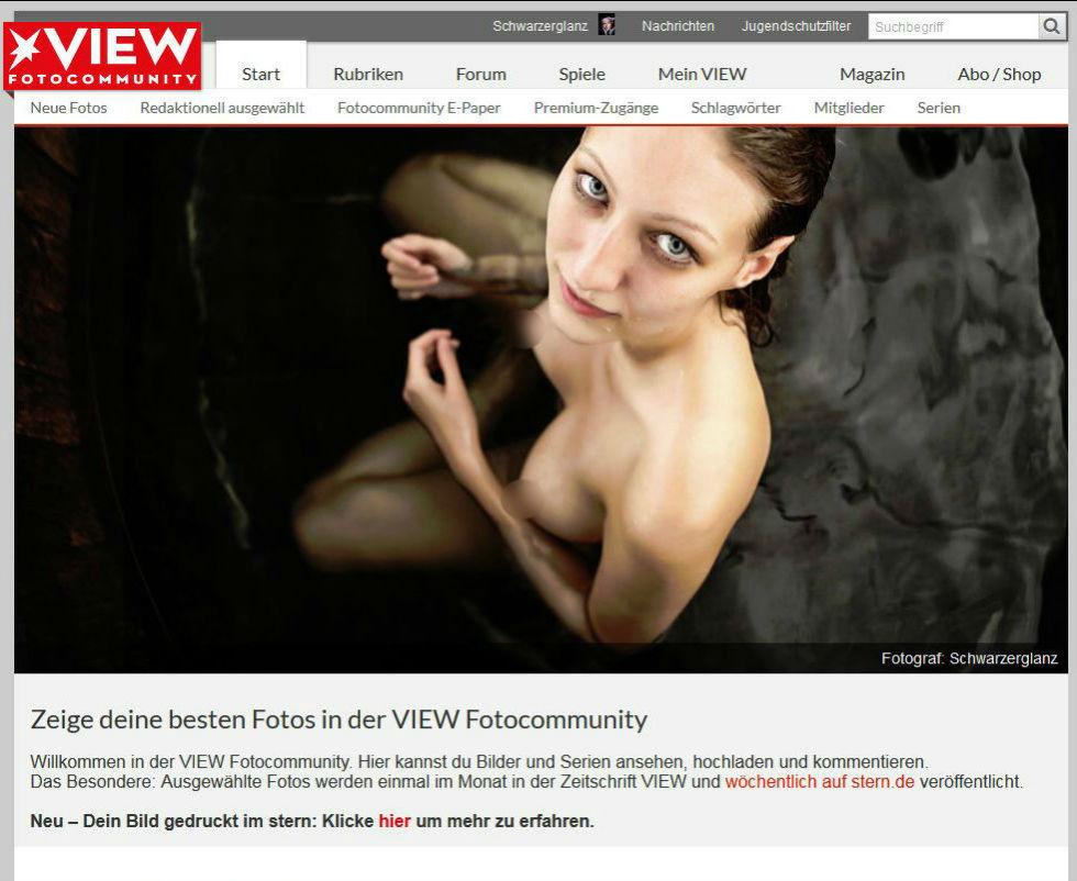 SternVIEW Fotocommunity Top Bild des Tages