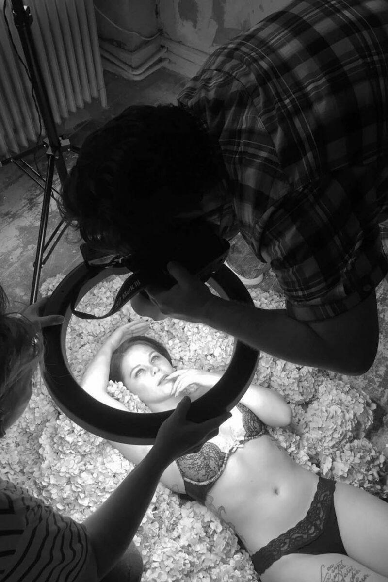 Making of Photos